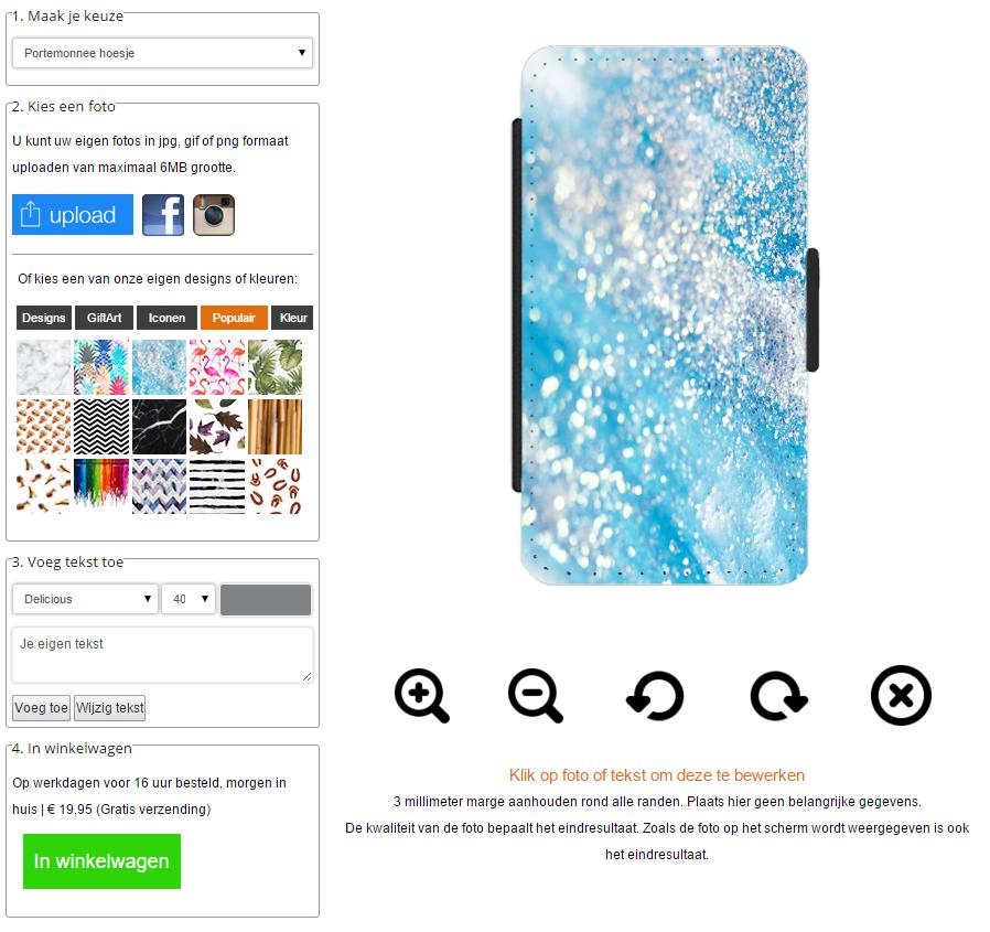 Coque personnalisée Galaxy S6 Edge Plus