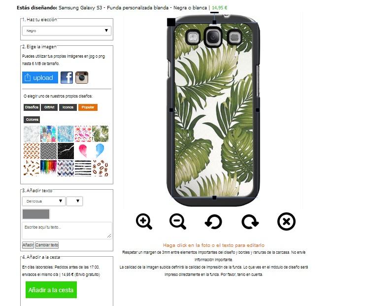 Coque silicone Samsung Galaxy S3