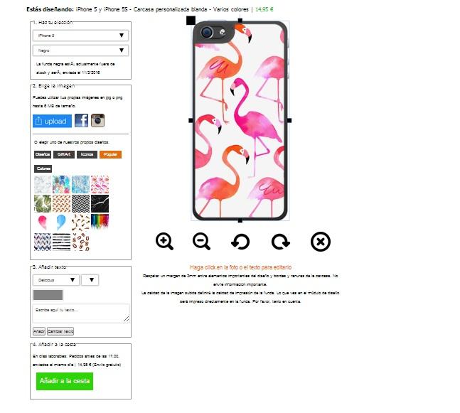 etui silicone iphone 5, 5S et SE