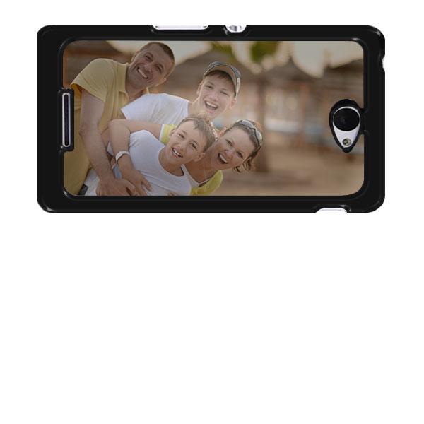 coque personnalisée Sony Xperia E4