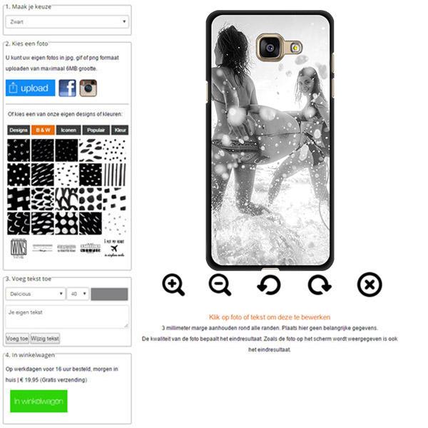 coque Galaxy A3