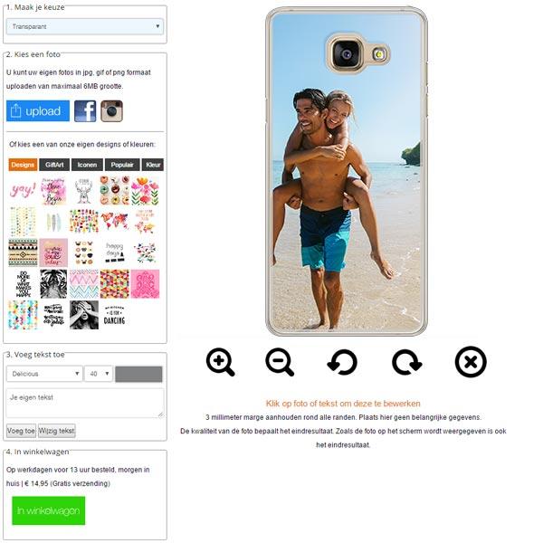 coque Galaxy A5
