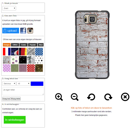 coque Galaxy Alpha