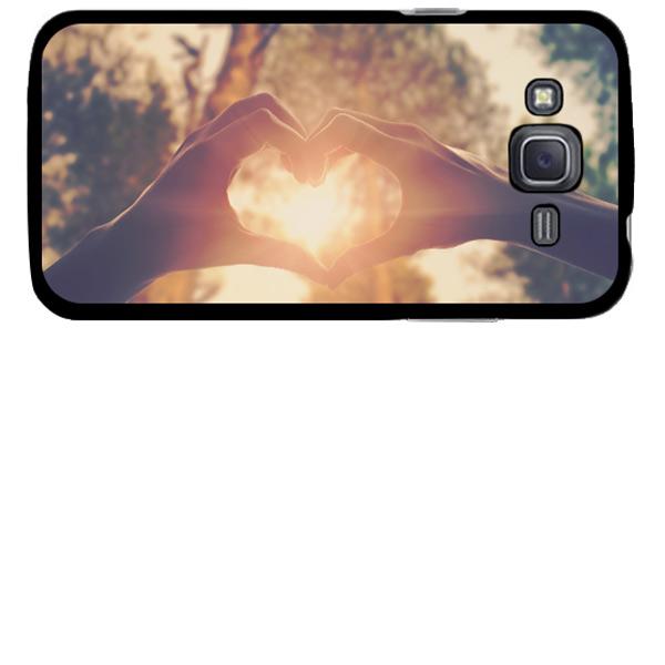 Samsung galaxy J5, la coque rigide personnalisée
