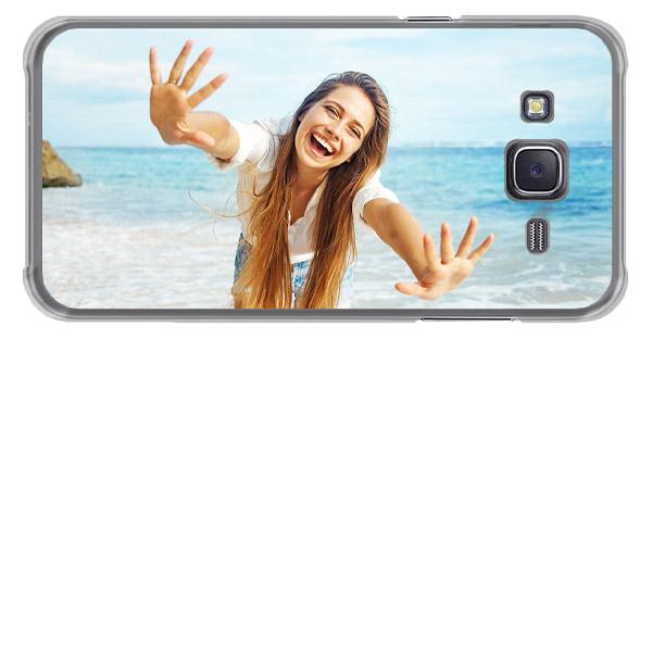 Samsung galaxy J5, coque rigide personnalisée