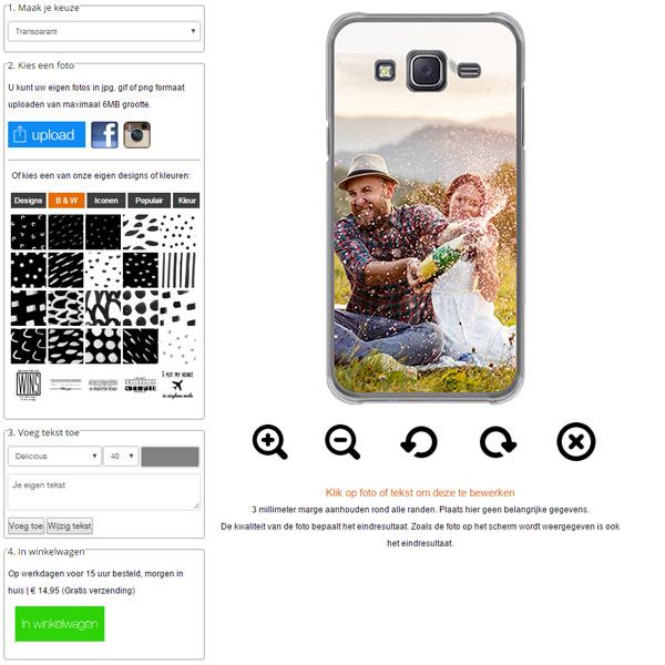 coque Galaxy J5