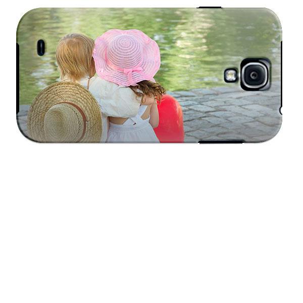 coque personnalisée Samsung Galaxy S4 impression sur les côtés