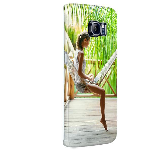 Coque personnalisée Galaxy S6 Edge PLUS sublimation 3D impression sur les côtés