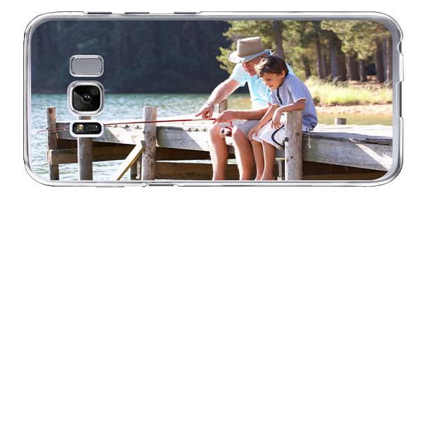 coque personnalisée Galaxy S8+