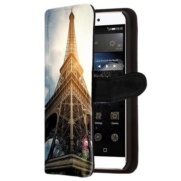 Coque personnalisée Huawei Ascend P8 complètement imprimée avec votre photo