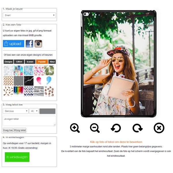 Personnalisez votre coque rigide iPad Pro
