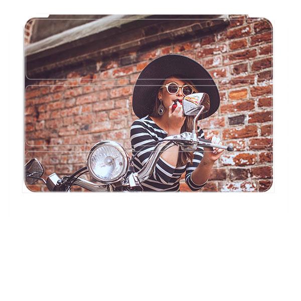 coque iPad Pro avec smart cover personnalisée