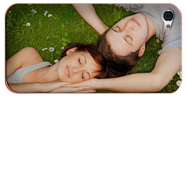 Coque personnalisée iPhone 4 ultra fine