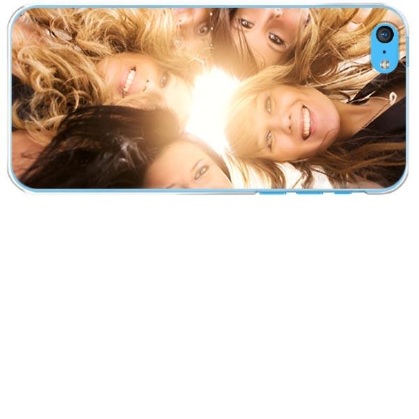 coque personnalisée iphone 5c couleur