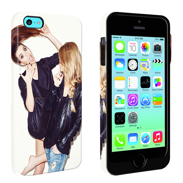 coque personnalis e renforc e iphone 5c. Black Bedroom Furniture Sets. Home Design Ideas