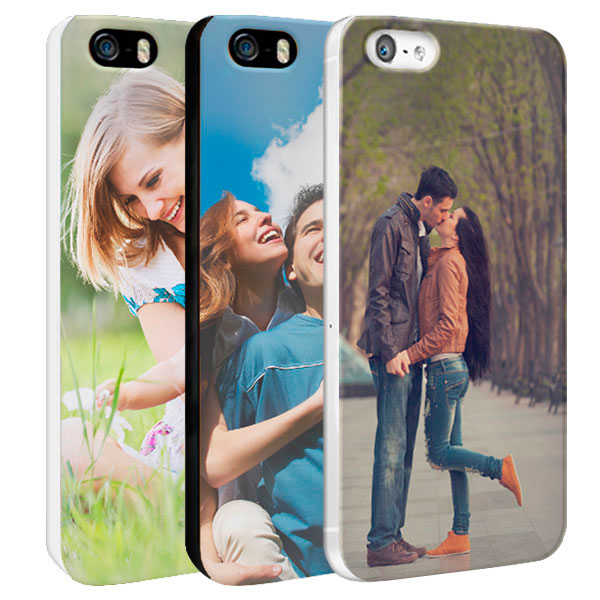 Coque rigide iPhone 5, 5S ou SE