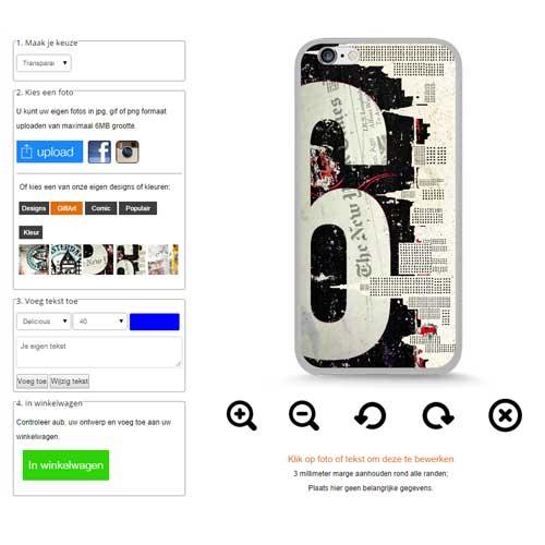 coque personnalisée iPhone 6(S)