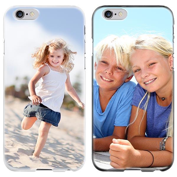 coque personnalisée iPhone 6 PLUS coque silicone couleur