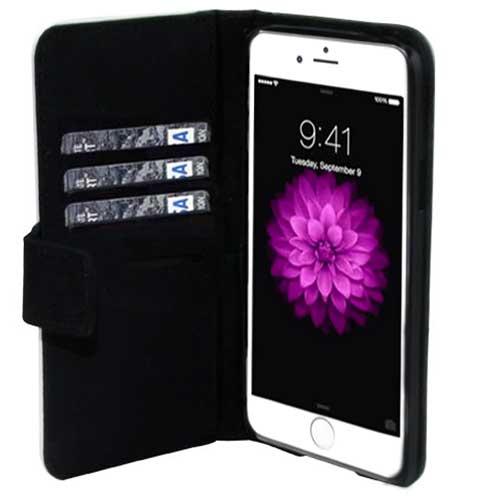 coque portefeuille personnalisée iPhone 6 PLUS