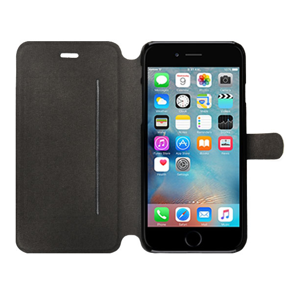 coque portefeuille iphone 6 6s i photo sur les 2 c t s