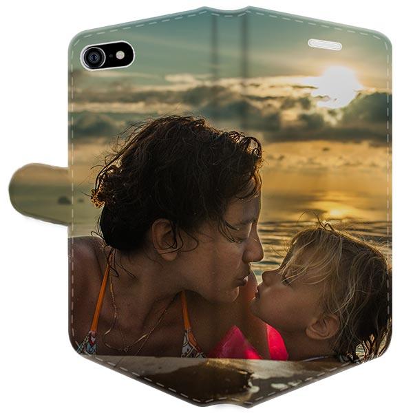 coque personnalisée iPhone 7 avec photo imprimée sur l'ensemble de la coque