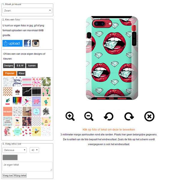 coque personnalisée iPhone 7 PLUS