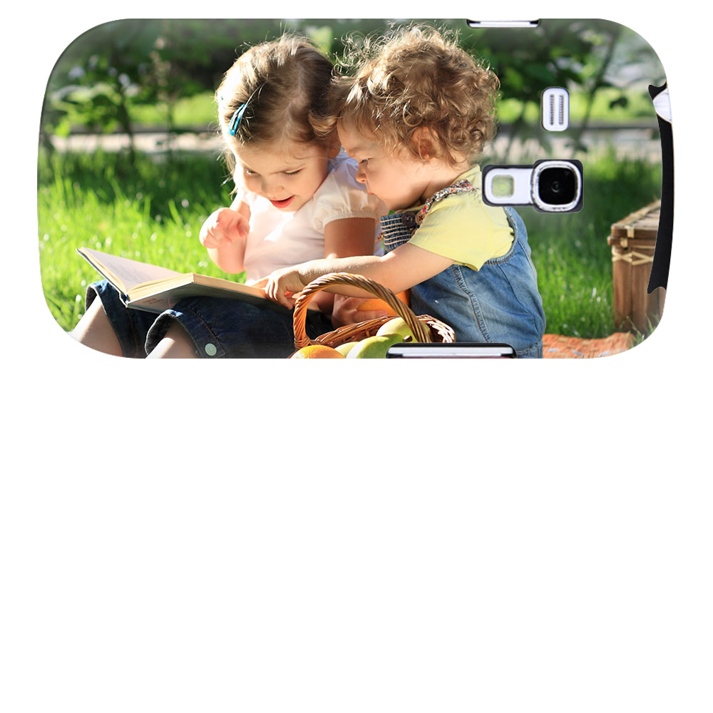 coque rigide personnalisée Samsung Galaxy S3 mini  impression sur la tranche
