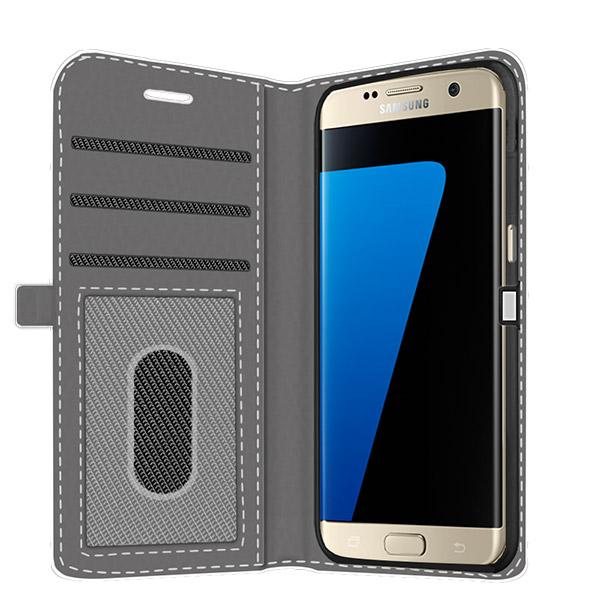 coque personnalisée impression sur les 2 faces Samsung Galaxy S7 Edge