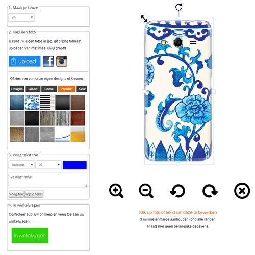 Coque personnalisée Samsung Galaxy Core