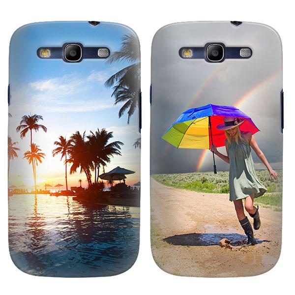 coque rigide Samsung Galaxy S3 personnalisée