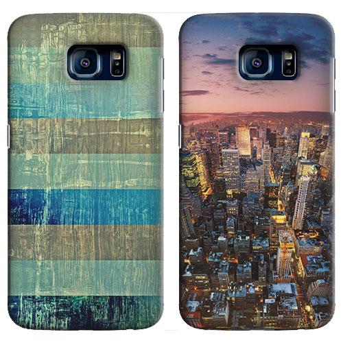 Coque personnalisée Galaxy S6 Samsung impression sur les contours