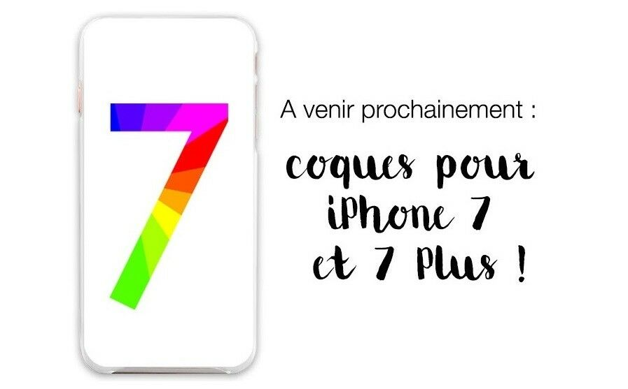 Gocustomized propose des coques iPhone 7