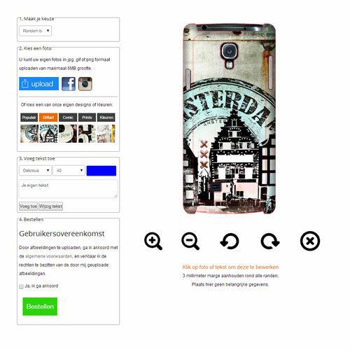coque personnalisée Samsung Galaxy S4 impression 3D