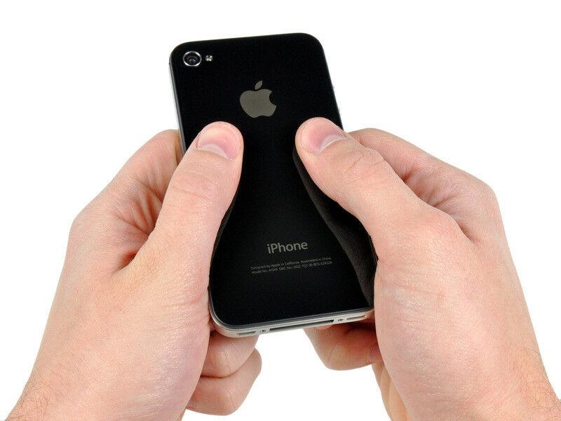 vervangen iphone achterkant